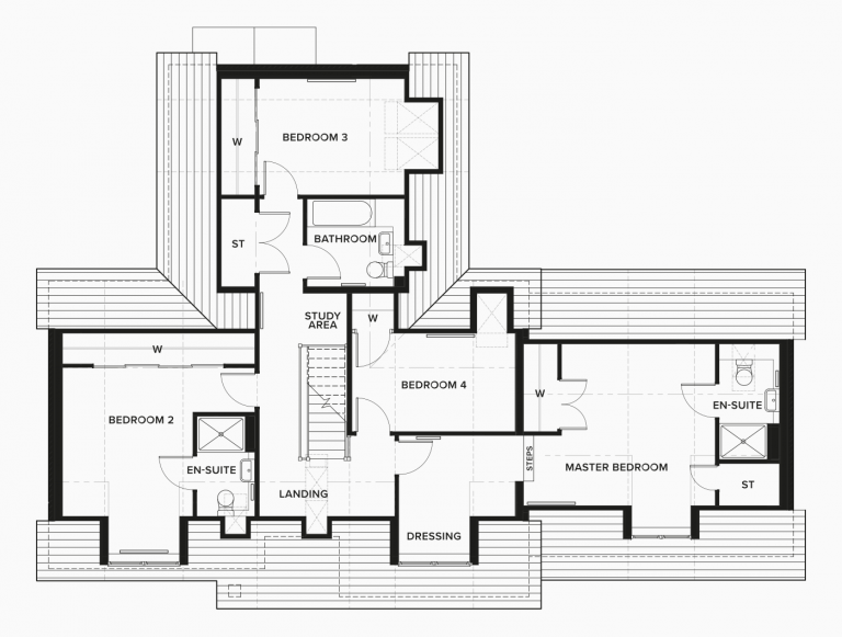 The Juniper First Floor