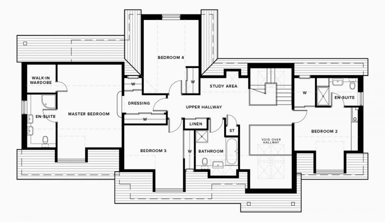 The Rowan First Floor